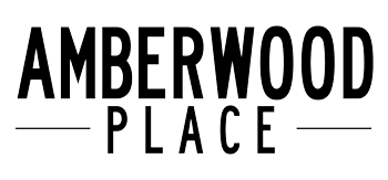 Amberwood Place Logo, Link to Home Page